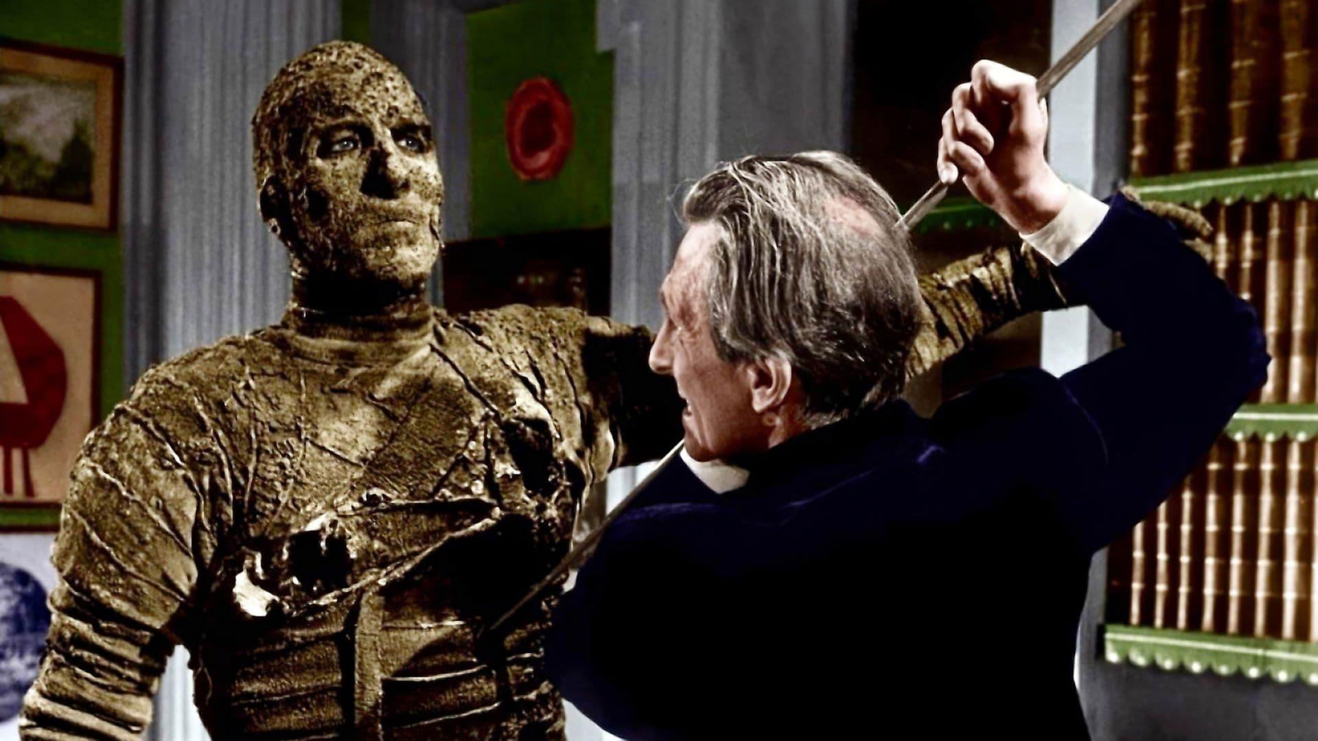 the mummy 1959