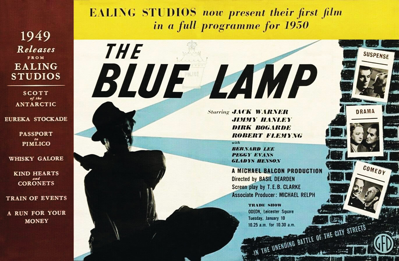 the blue lamp 1949