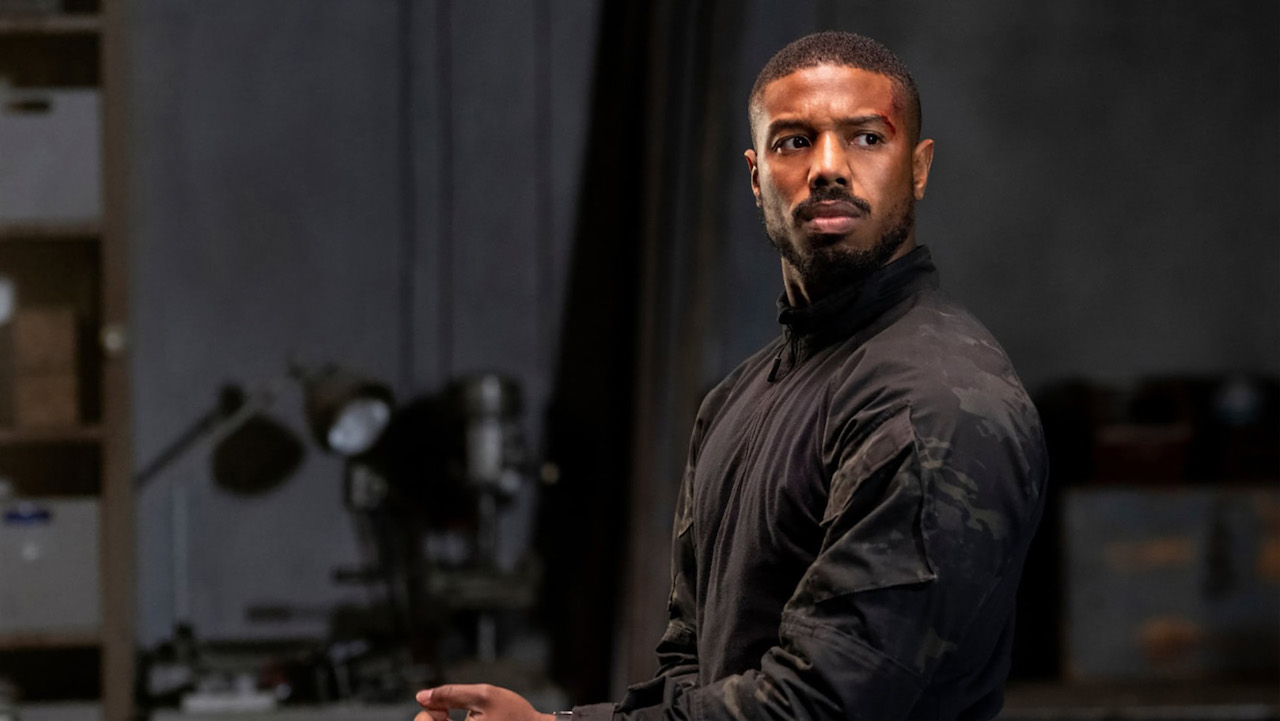 Tom Clancy's without remorse with Michael B Jordan