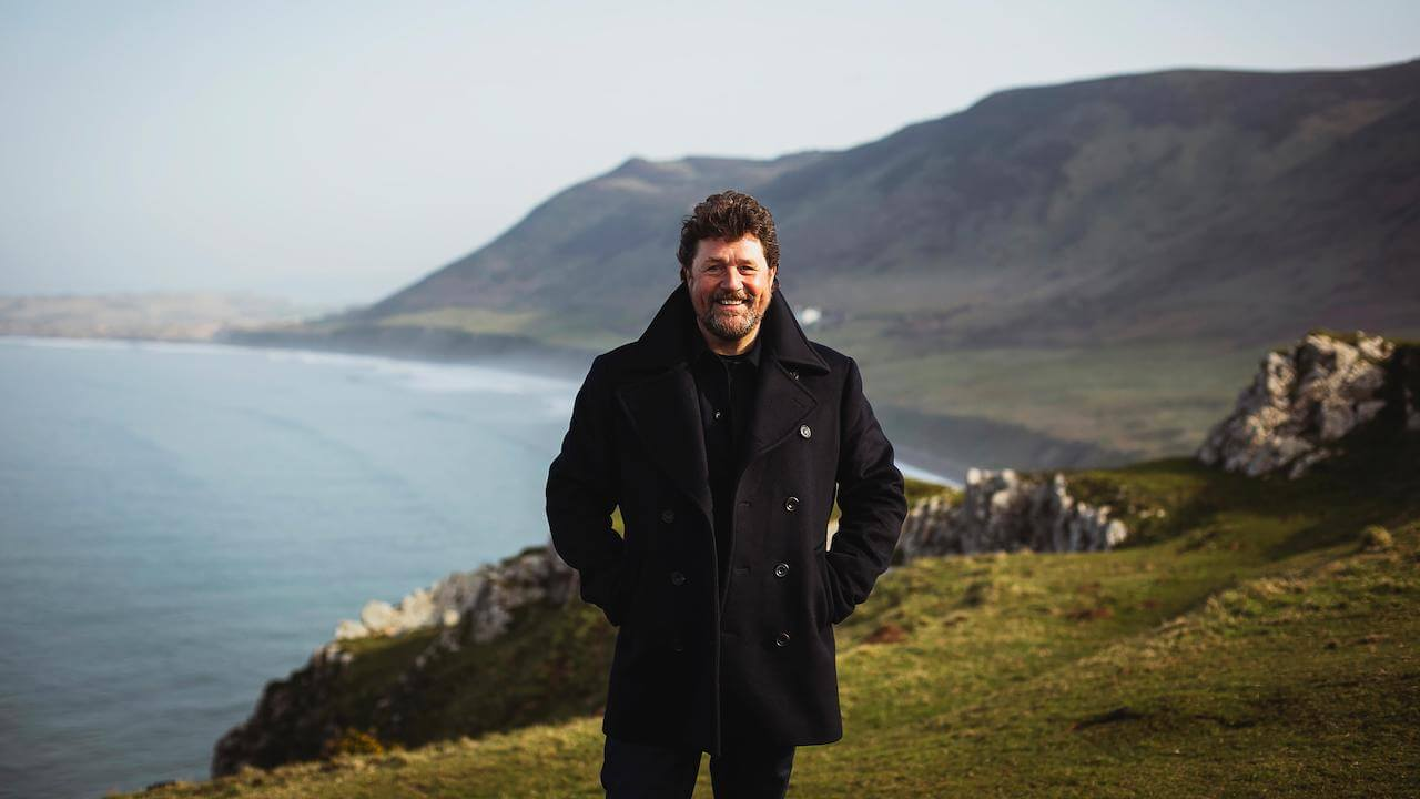 michael ball in wales