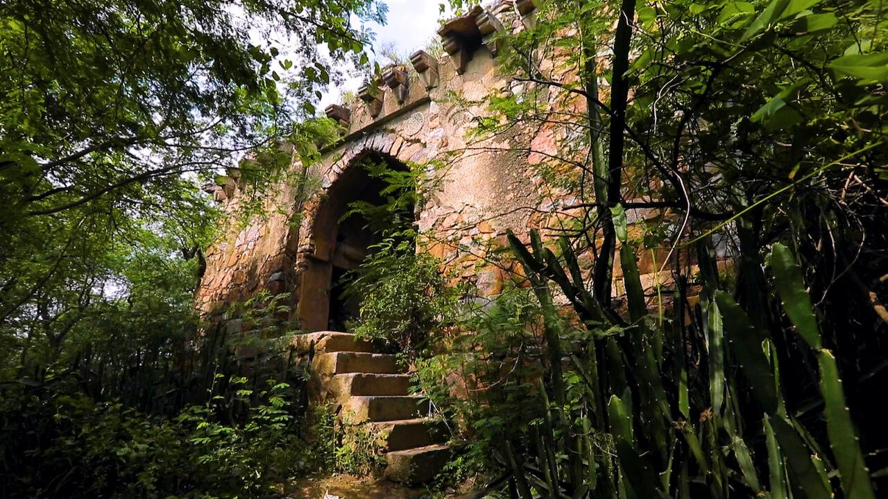 abandoned engineering season 8 castle
