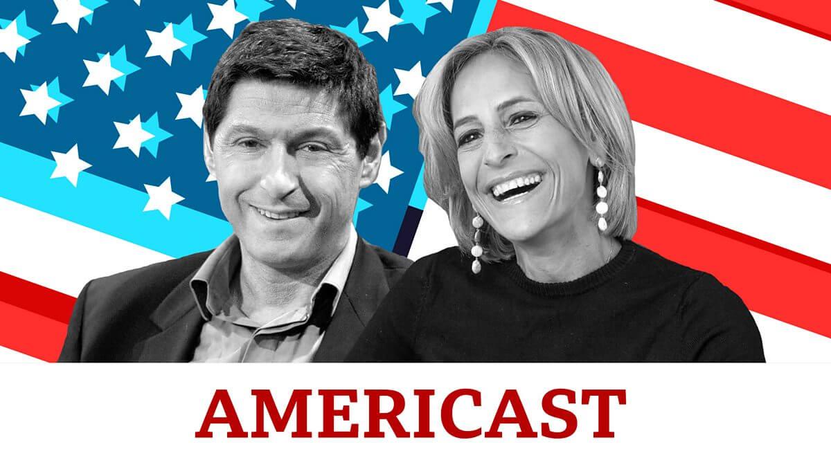 americast podcast bbc sounds