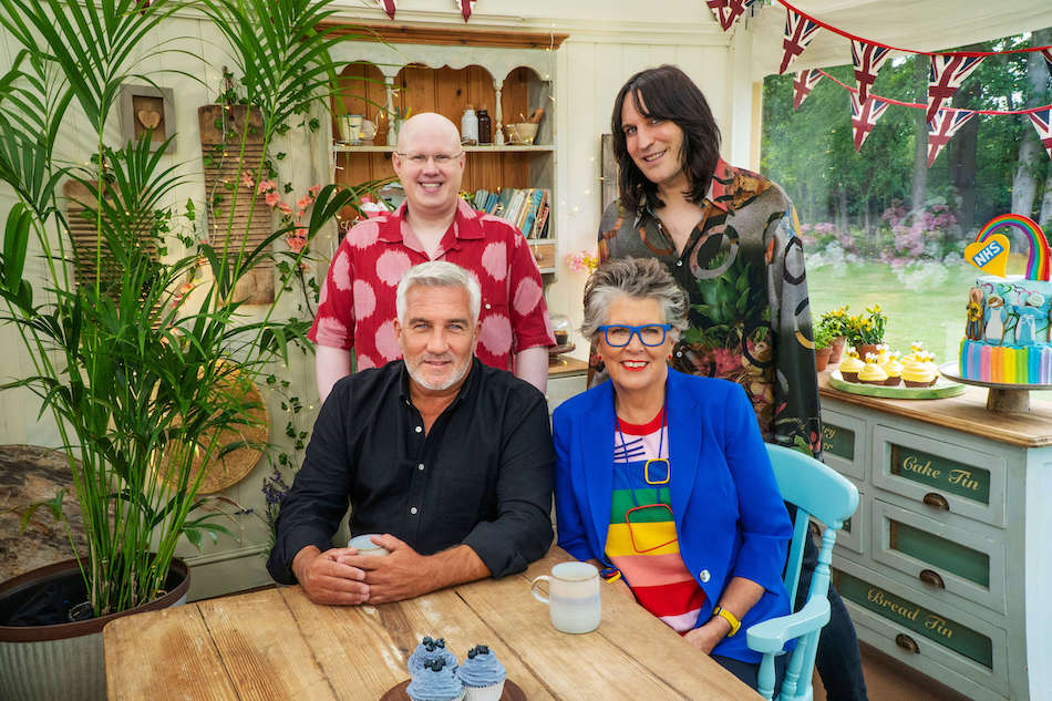 great british bake off judges and hosts 2020