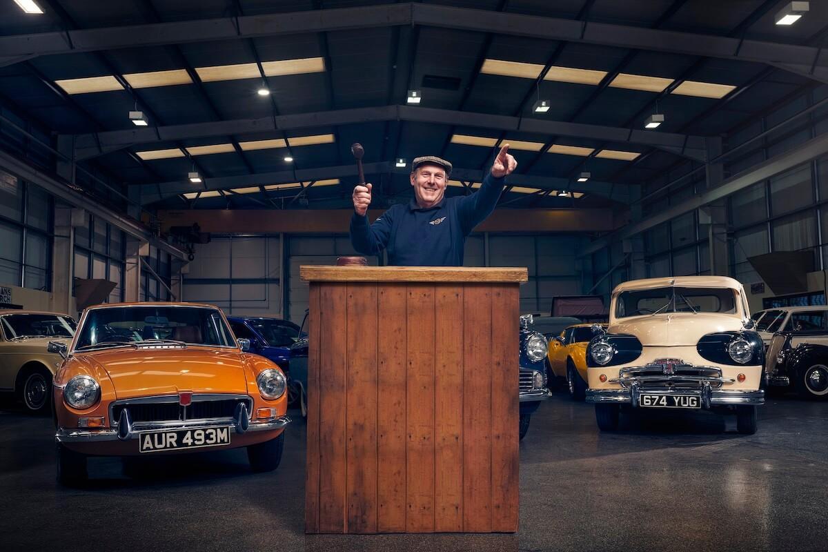 bangers & cash car auction