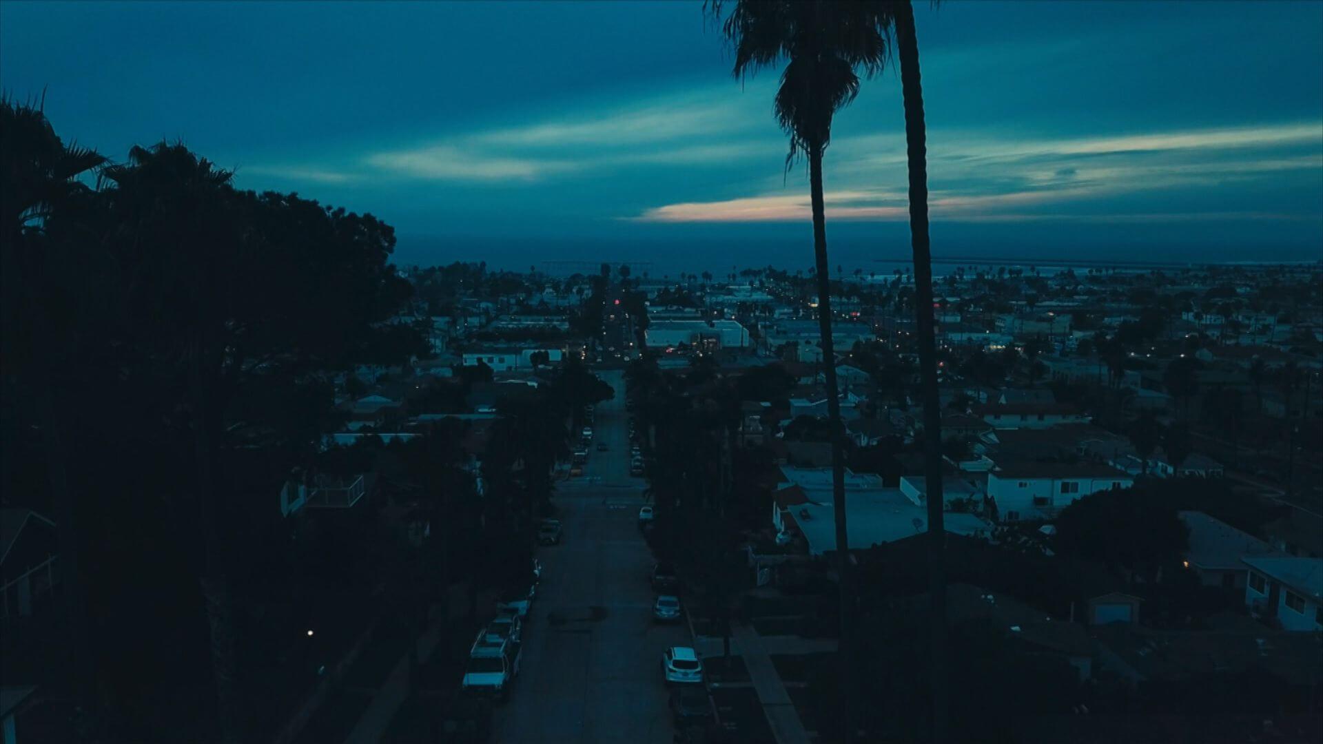 believers night skyline