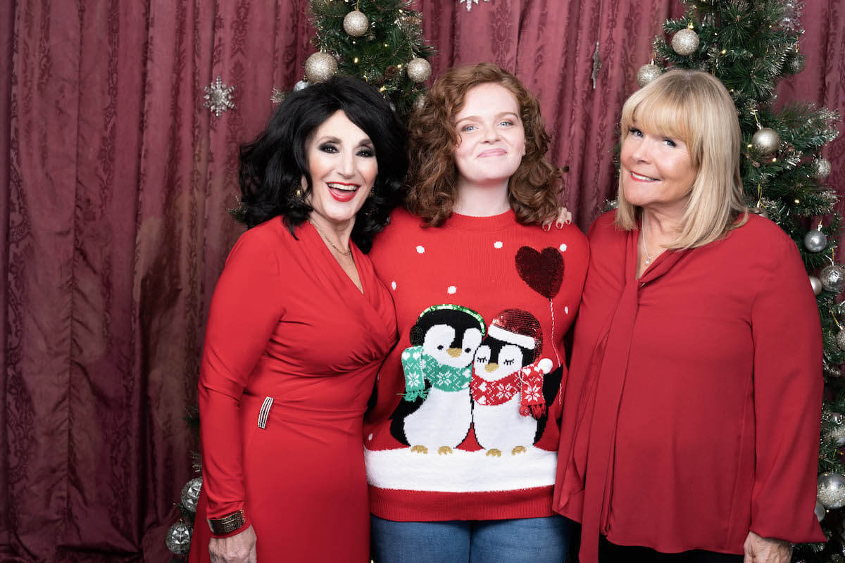 bird of a feather christmas special
