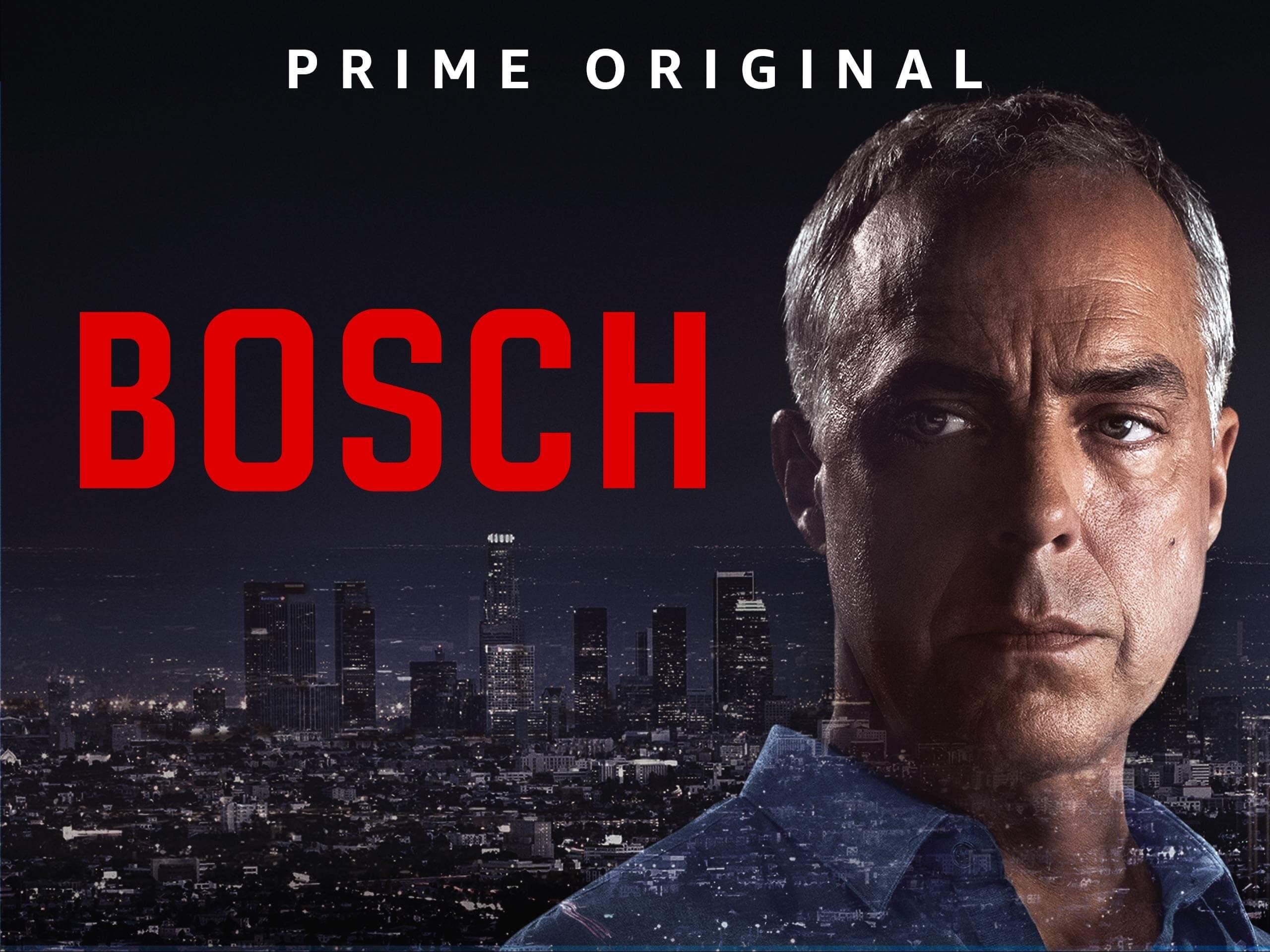 bosch crime drama prime video