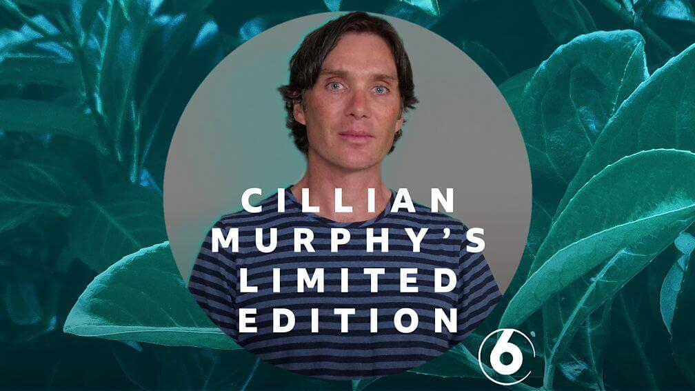 cillian murphy's limited edition
