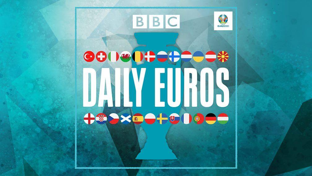 daily euros bbc sounds