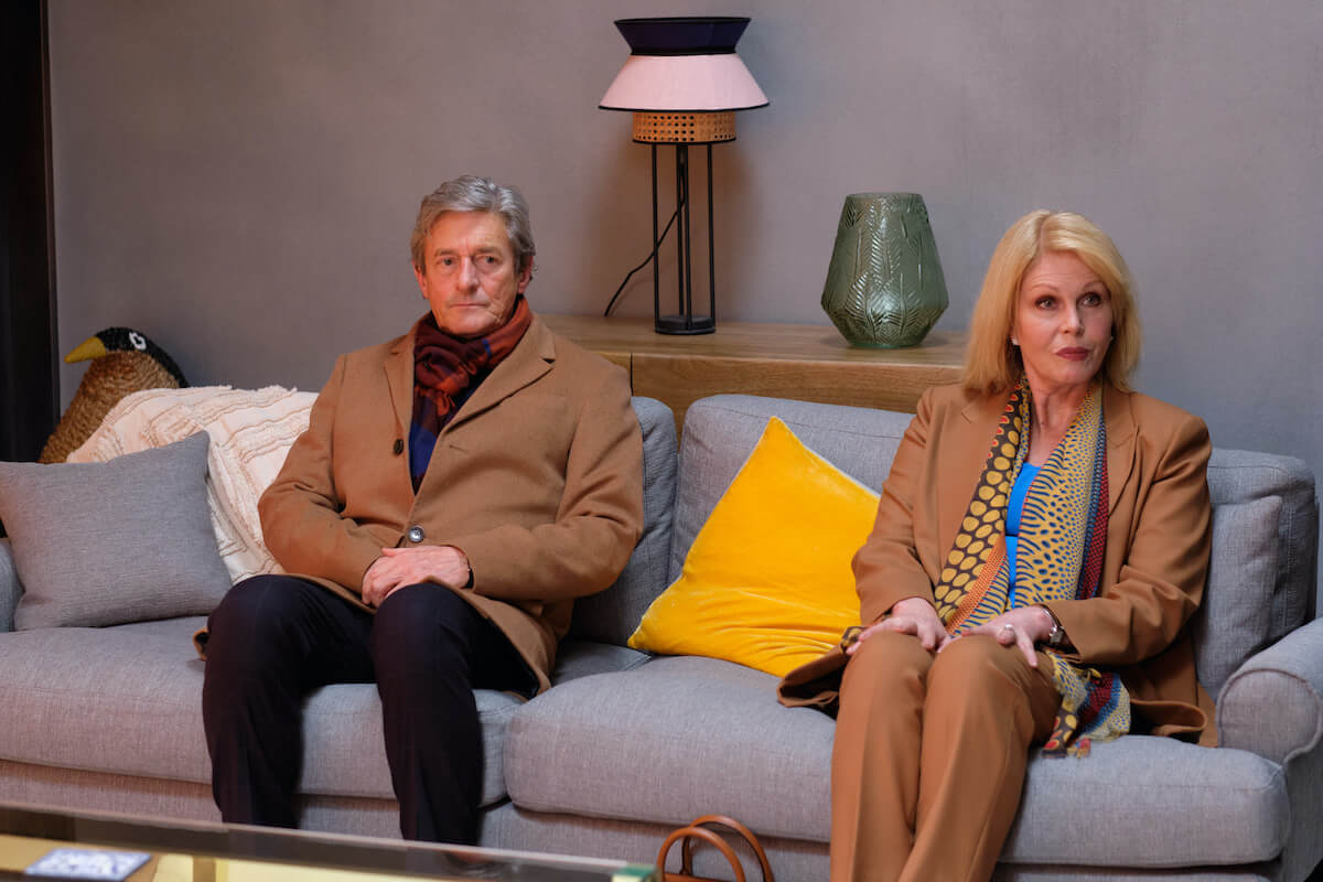 joanna lumley and nigel havers in finding alice