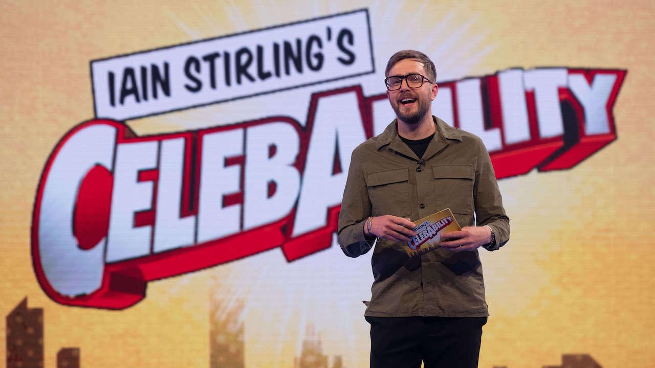 iain sterling's celebability