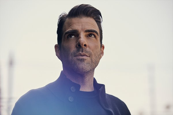 In Search Of on Blaze Zachary Quinto shot