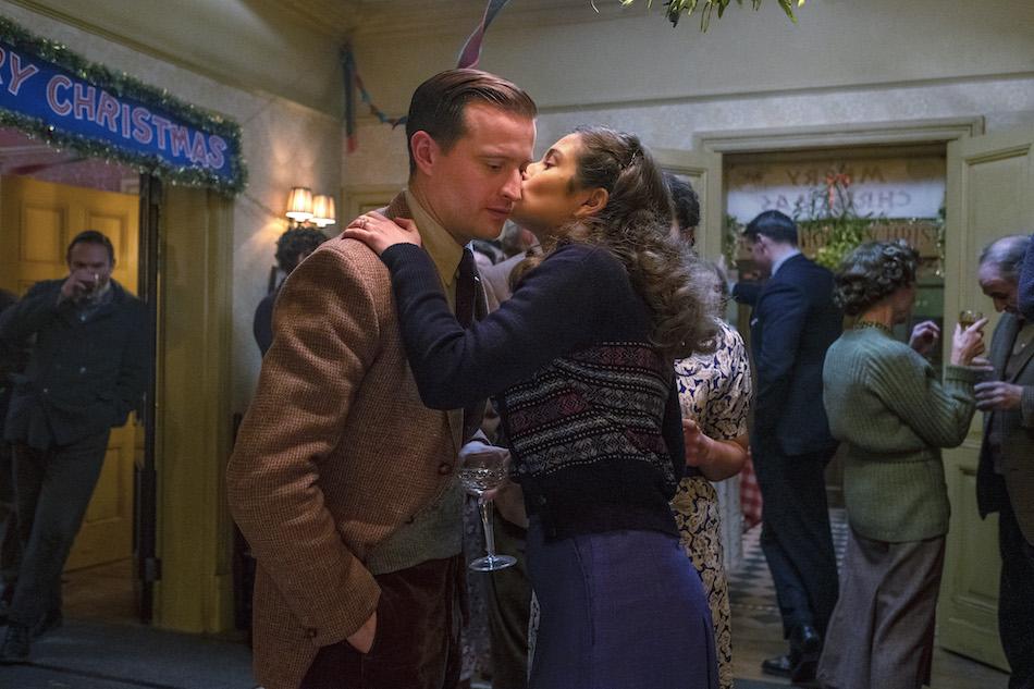 James and Helen Kiss