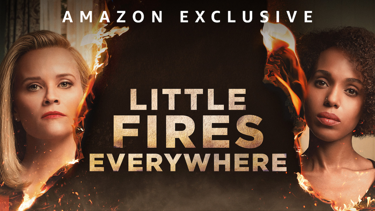 reese whitherspoon in little fires everywhere