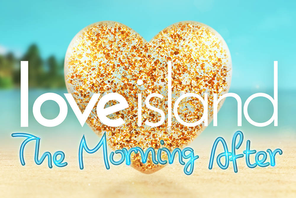 love island morning after