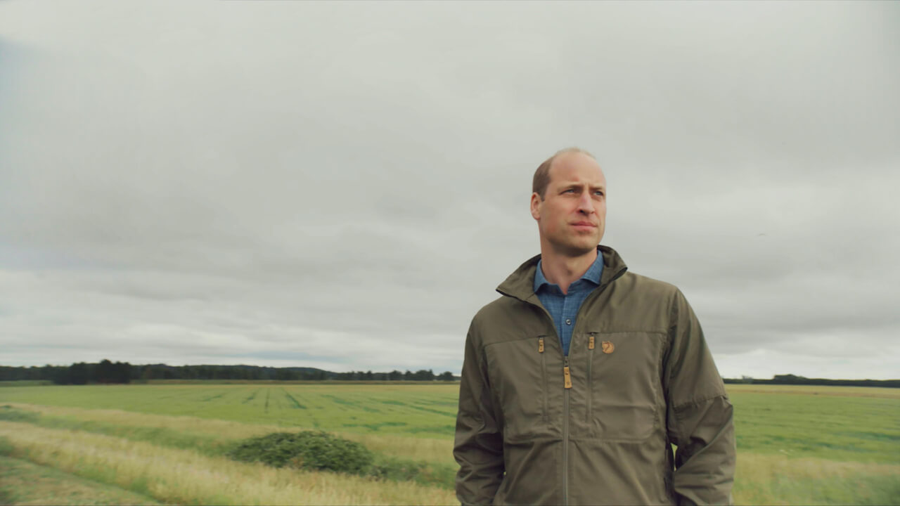 prince william a planet for us all stv