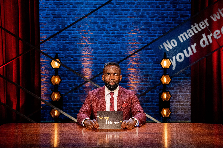 Jimmy Akingbola sorry i didn't know series 2