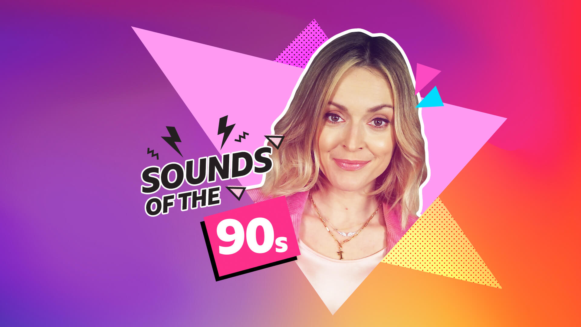 sounds of the 90s with fearne cotton