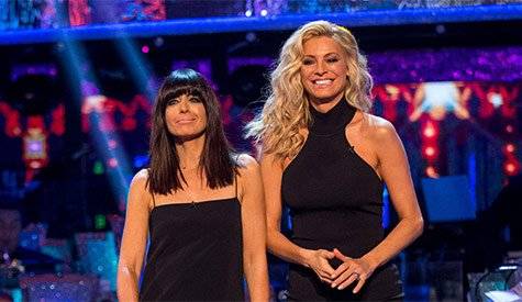 strictly come dancing halloween special