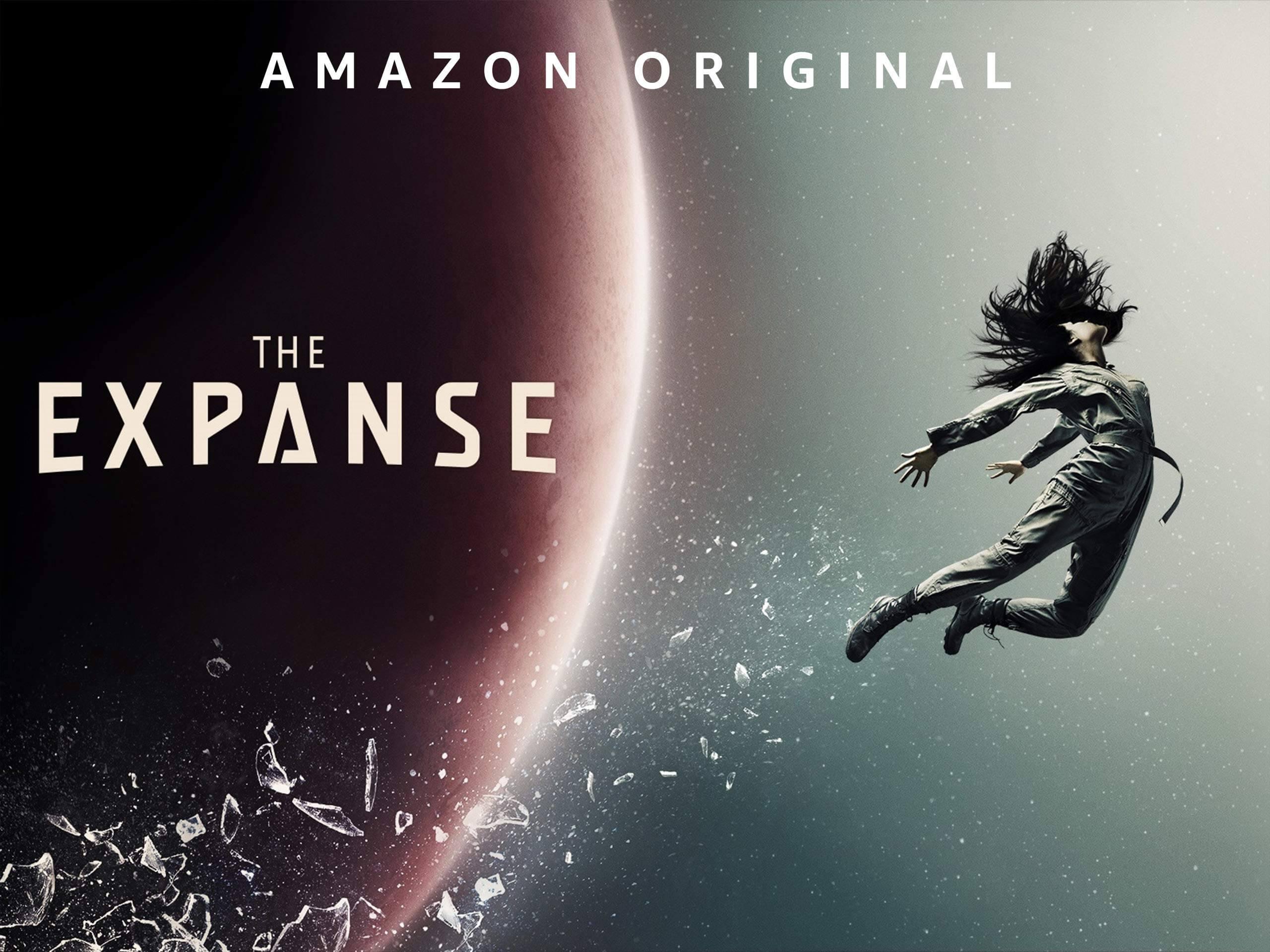 the expanse amazon original