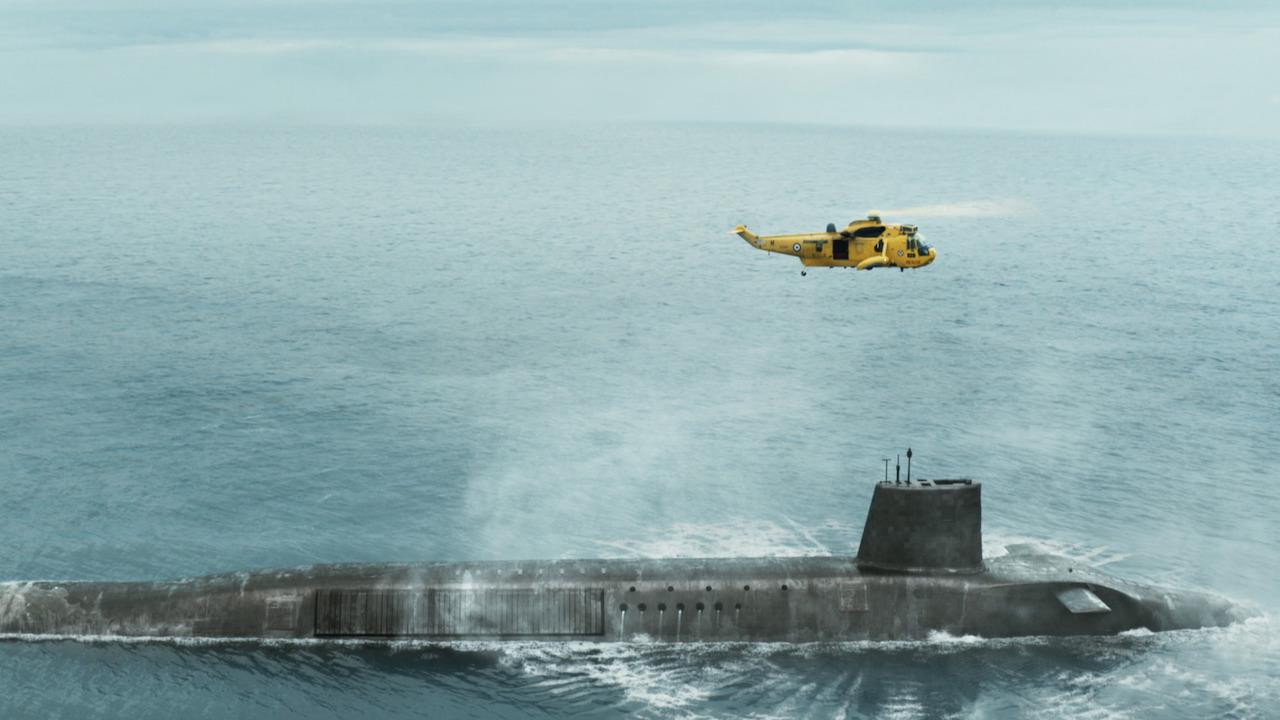 vigil submarine