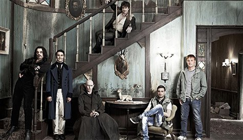 what we do in the shadows film cast