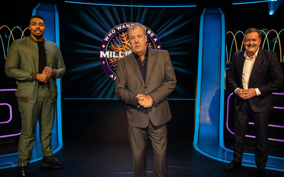 who wants to be a millionaire celebrity special