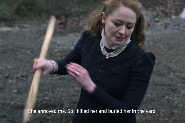 zelda spellman