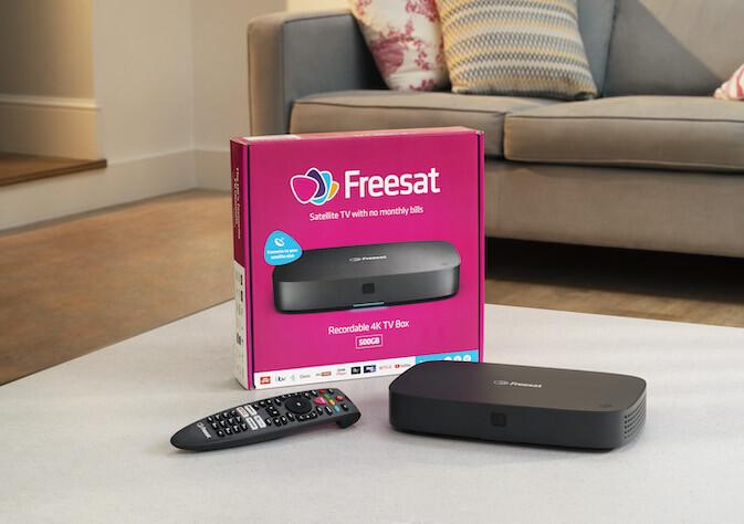 Freesat Box PVR