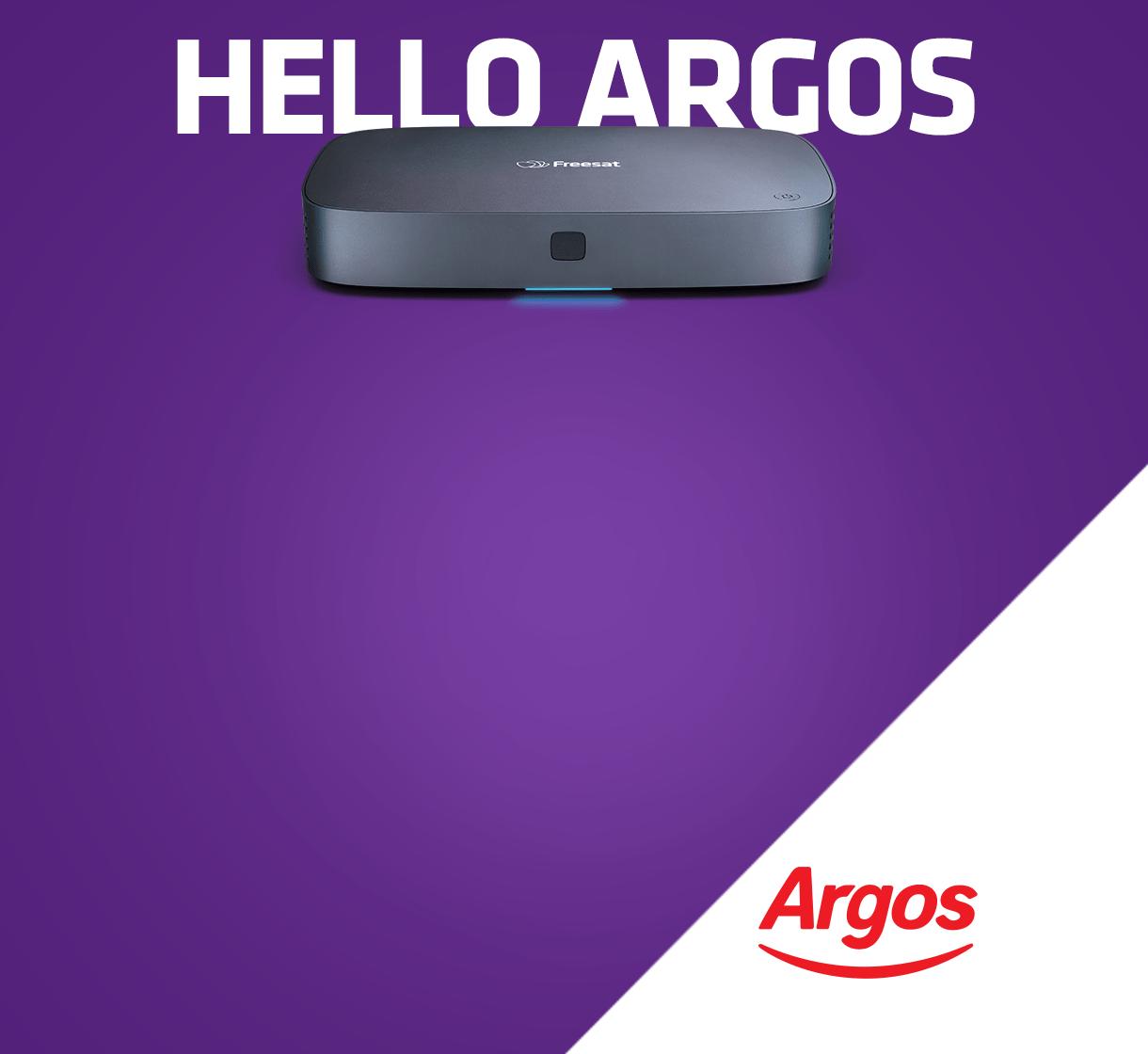Argos banner