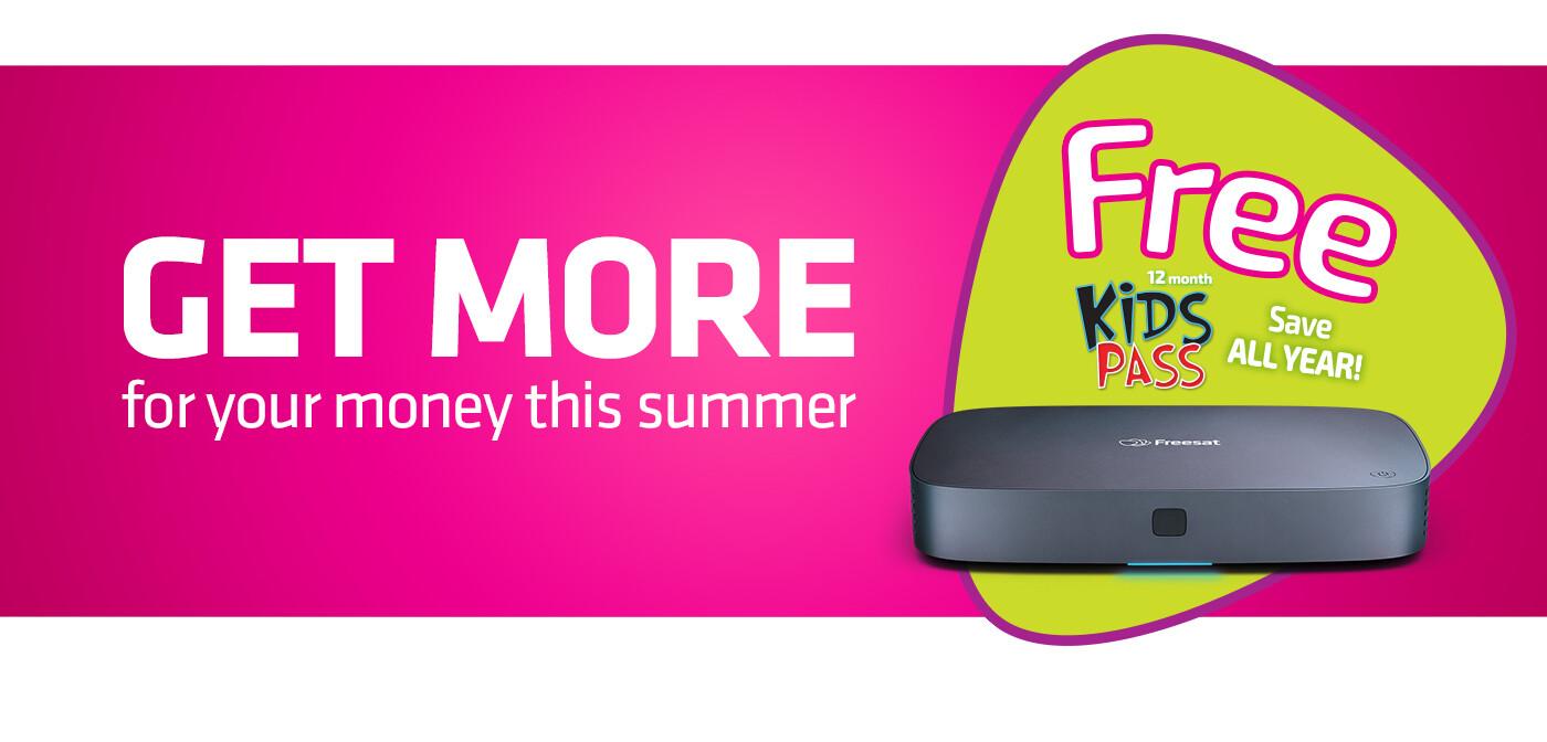 summer of more kids pass