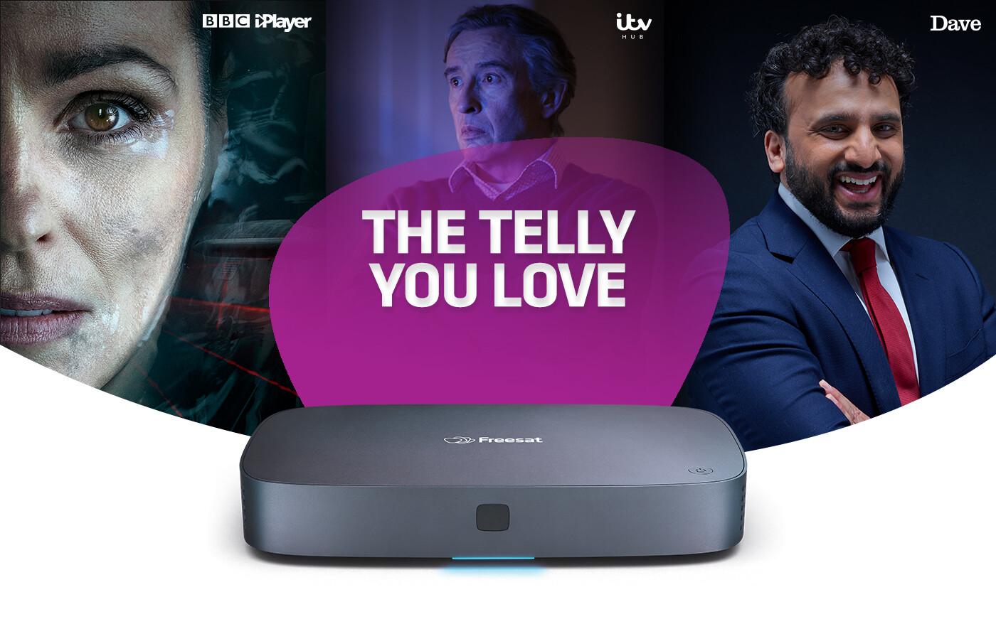 Vigil BBC, Stephen ITV, Nish Kumar UKTV hero desktop