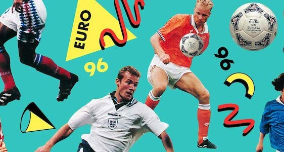 Euro 96 top moments banner
