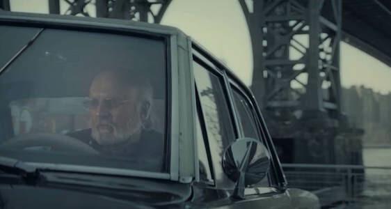 fear city joe cantamesa in a car