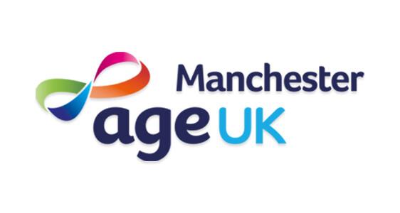 Age UK Manchester banner