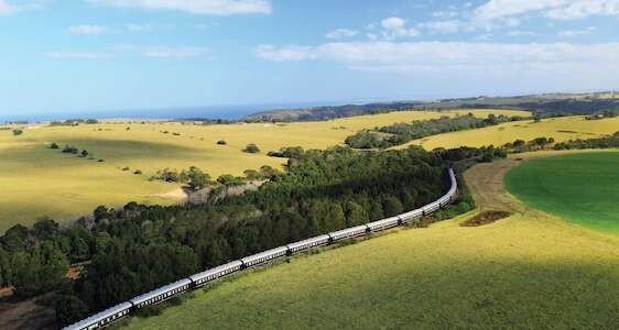 worlds most scenic railways