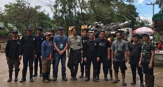 thai cave rescue team