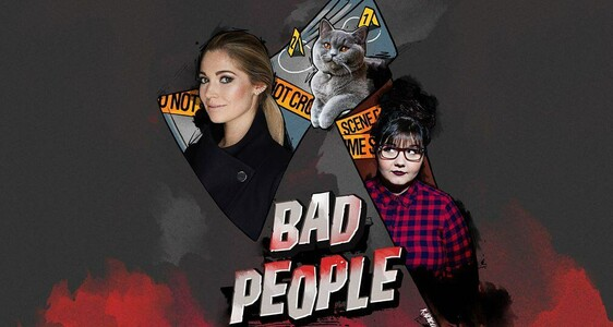 bad people podcast teaser