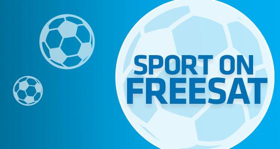Sport on Freesat