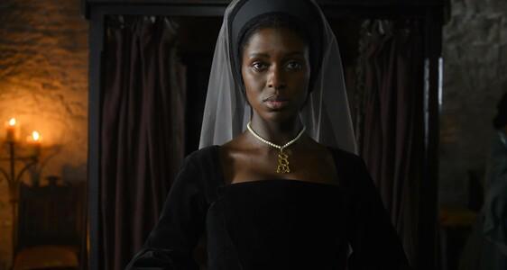 jodie turner-smith as anne boleyn teaser