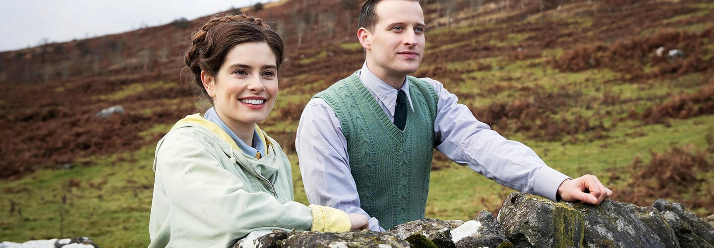 rachel shenton and nicholas ralph in all creatures great and small