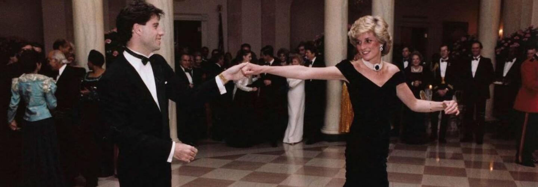 princess diana and john travolta dancing