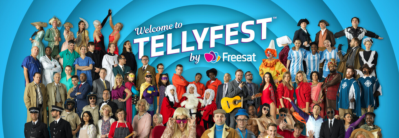 freesat tellyfest campaign