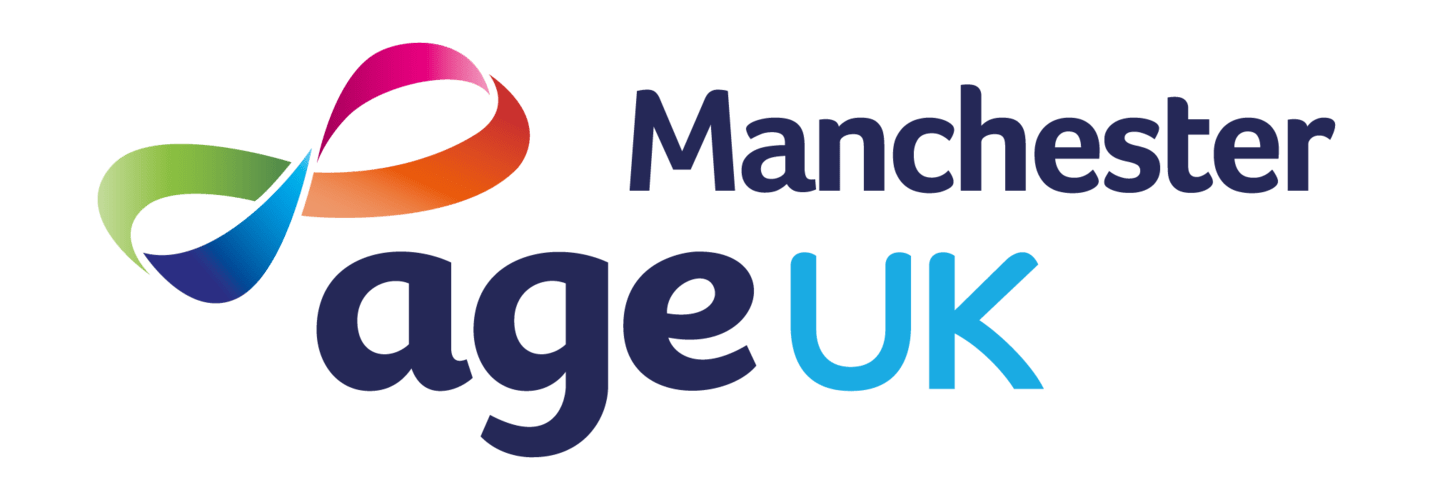 Age UK Manchester banner