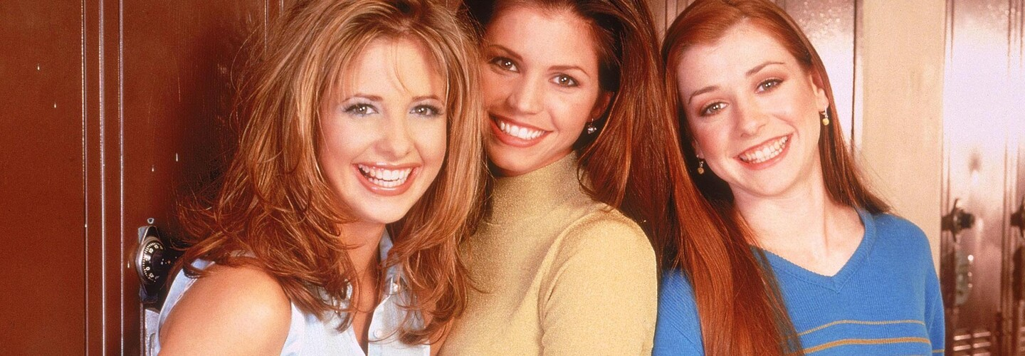 Buffy, Cordelia and Willow