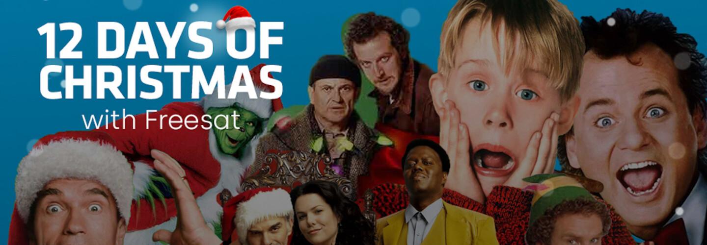 Christmas on Freesat