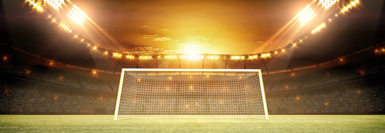 football goal banner
