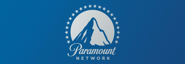 paramount network logo banner