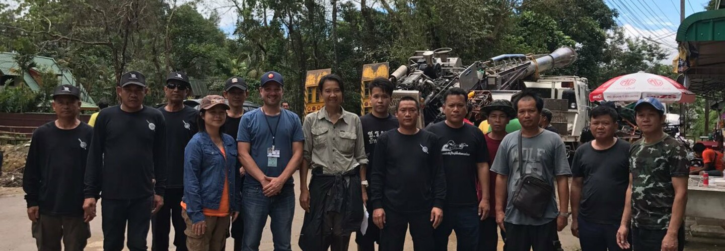 thai cave rescue team