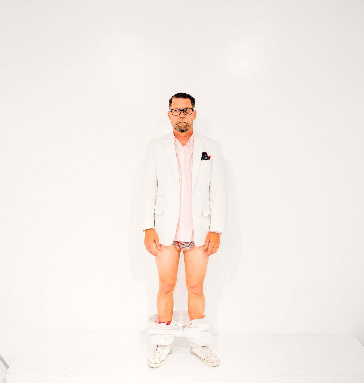 Gavin, shorts